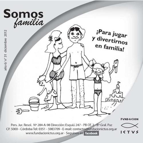"Boletín ""Somos Familia"" N°31 - 2012"