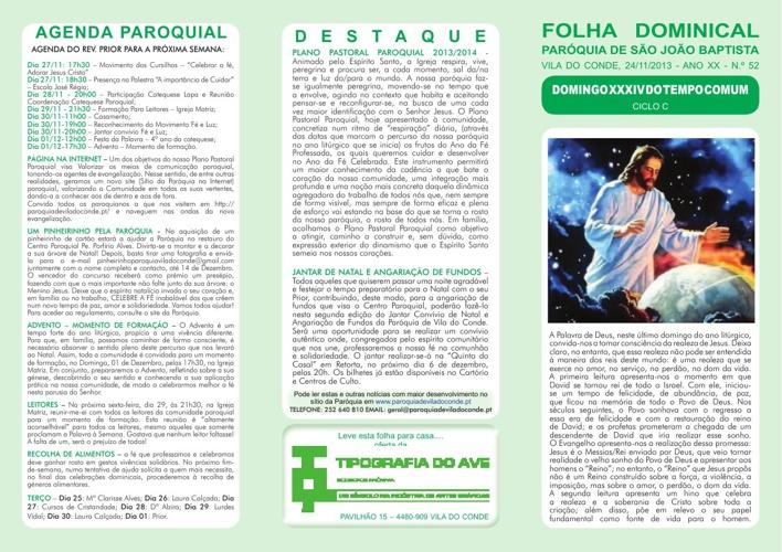 Folha Dominical
