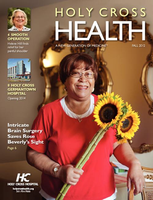 Holy Cross Health Fall 2012