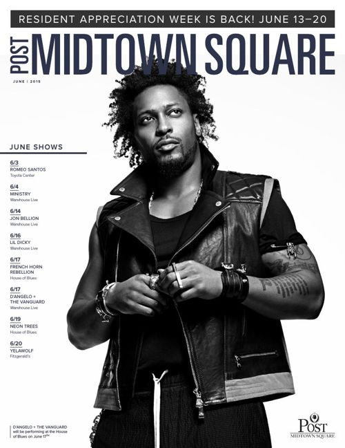 Post Midtown Square June 2015 Newsletter