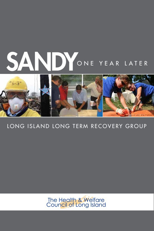 Sandy - One Year Later