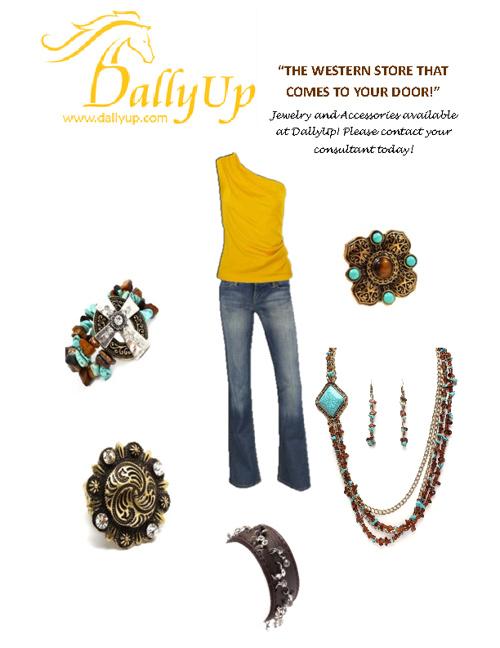 DallyUp Jewelry & Accessories