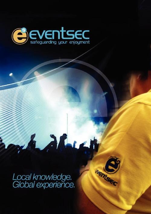 Eventsec Brochure
