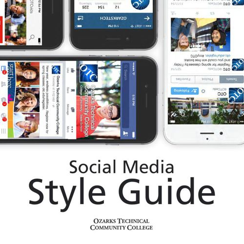 OTC Social Media Style Guide