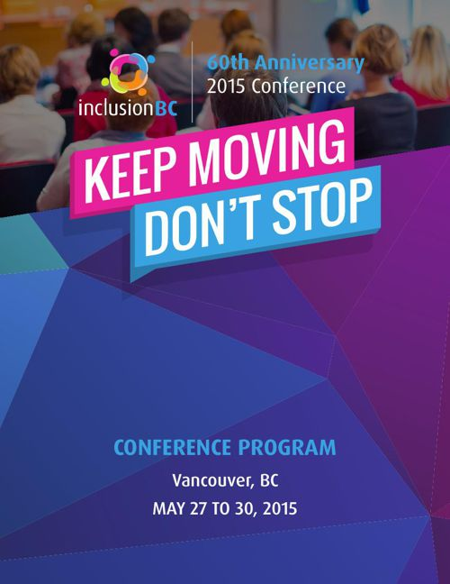 Inclusion BC 2015 Conference and AGM