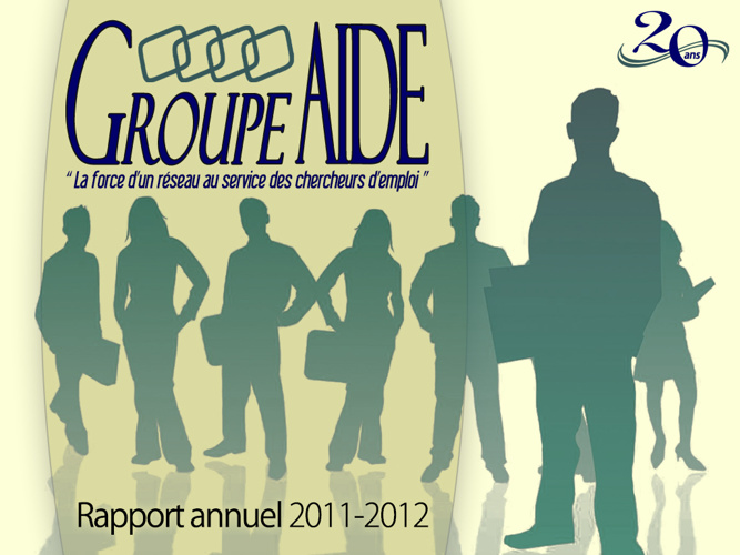 GROUPE A.I.D.E. : Rapport annuel 2011-2012