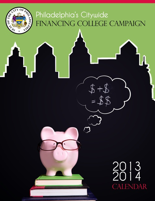 Philadelphia's Financing College Campaign Calendar