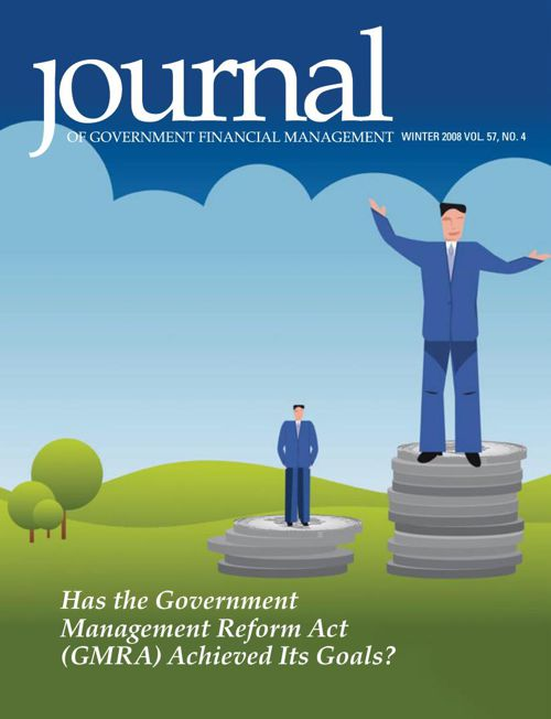 Winter 2008 Journal of Government Financial Management