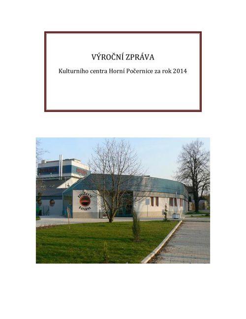 Výročka   zpráva 2014