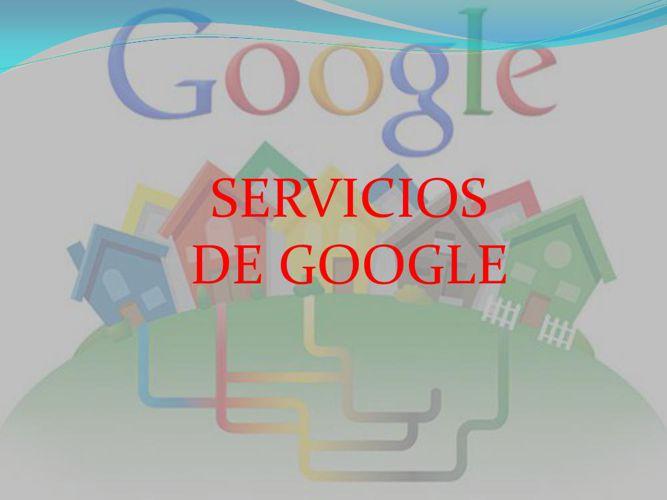 servicios de google leonardo rodriguez