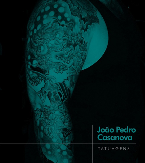 João Pedro Casanova - Tatuador