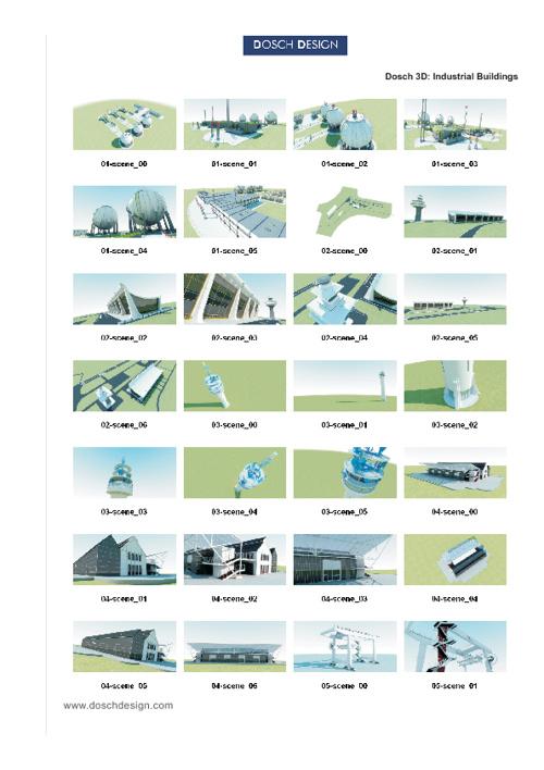 17_DOSCH 3D - Industrial.Buildings