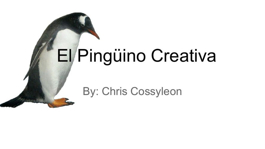 The Creative Penguin