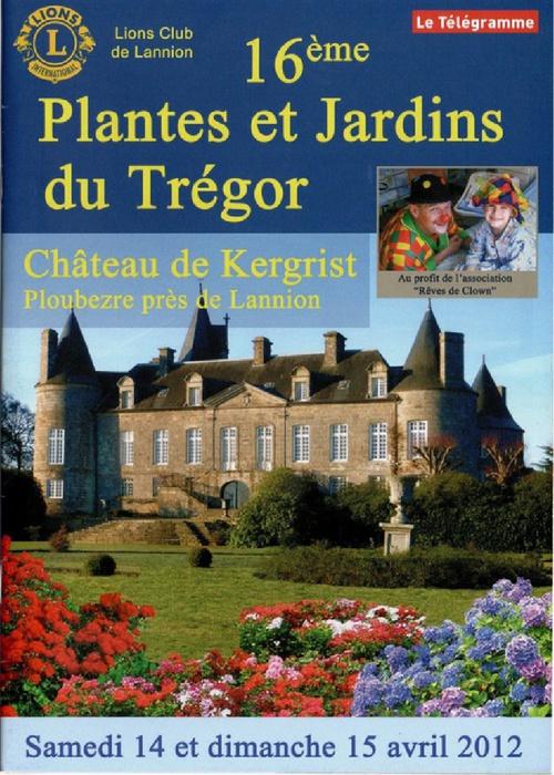 Plantes et Jardins du Trégor 2012