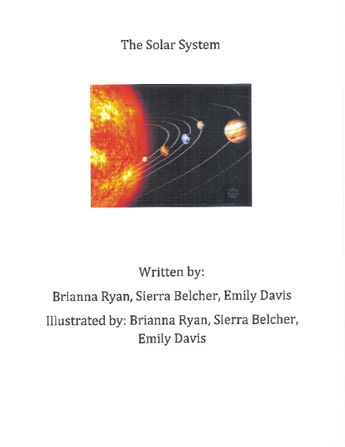 Solar System Book 1