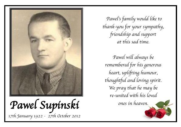 Pawel Supinski