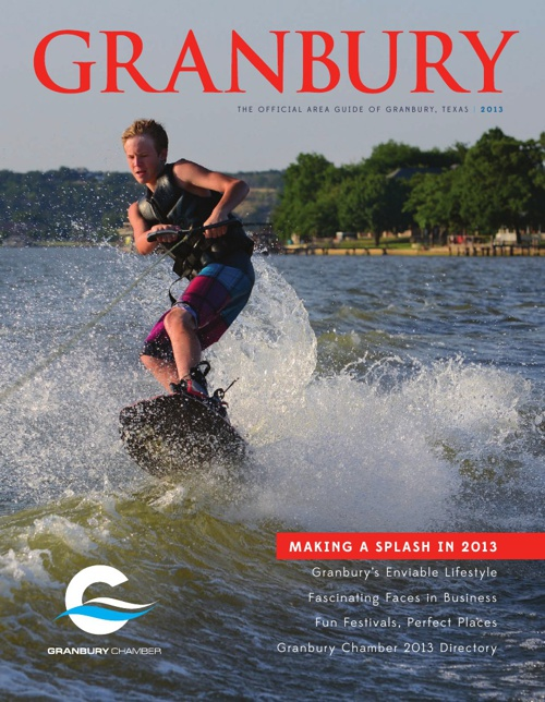 2013 Granbury Area Guide