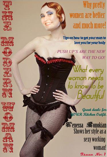 The Modern Woman Magazine
