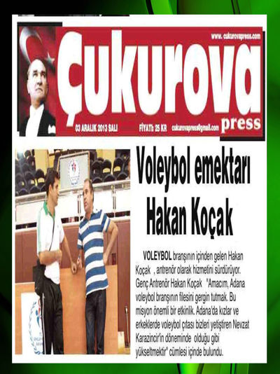 HKNKCK VOLLEY