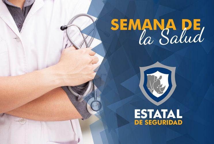 Semana de la Salud · Estatal de Seguridad