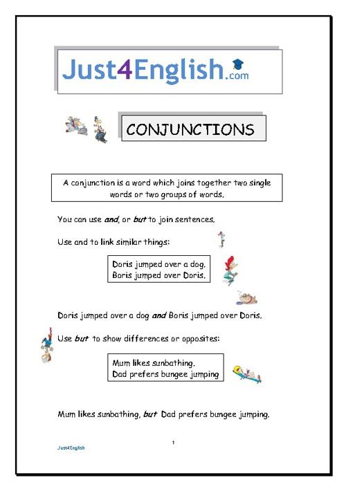 Just 4 English
