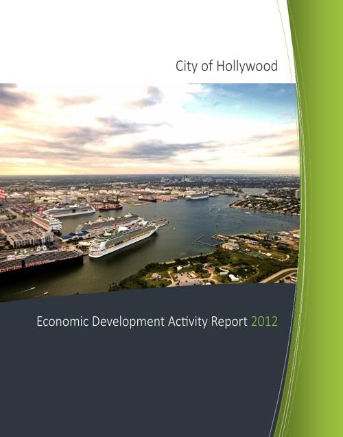Economic Development Activity Report 2012