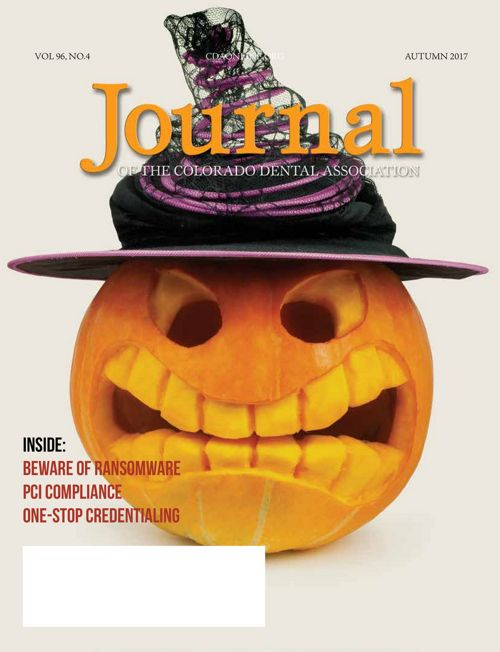 Fall 2017 Journal of the Colorado Dental Association