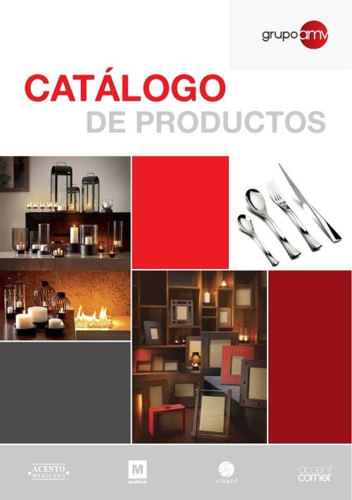 Catálogo AMV