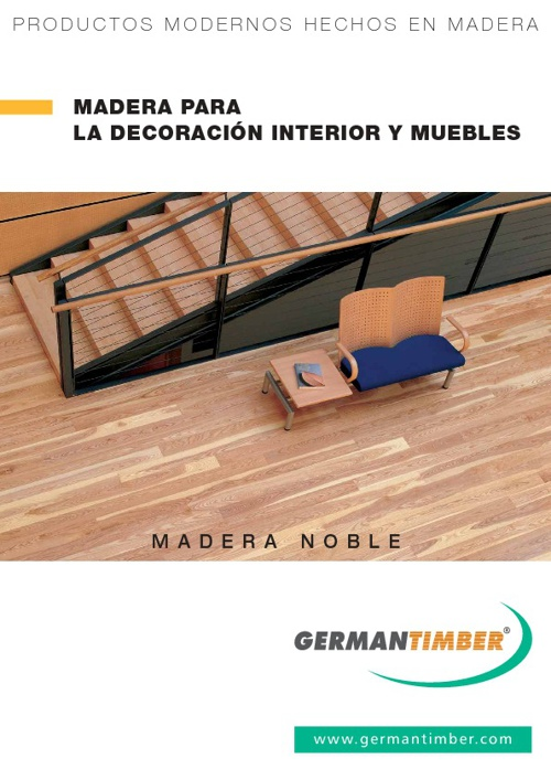 PRODUCTOS MODERNOS HECHOS EN MADERA