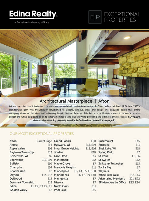October 2016 Exceptional Properties Magazine