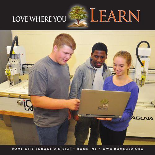 Love Where You Learn
