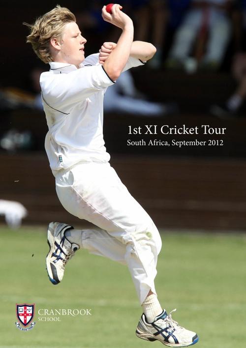 cricket book