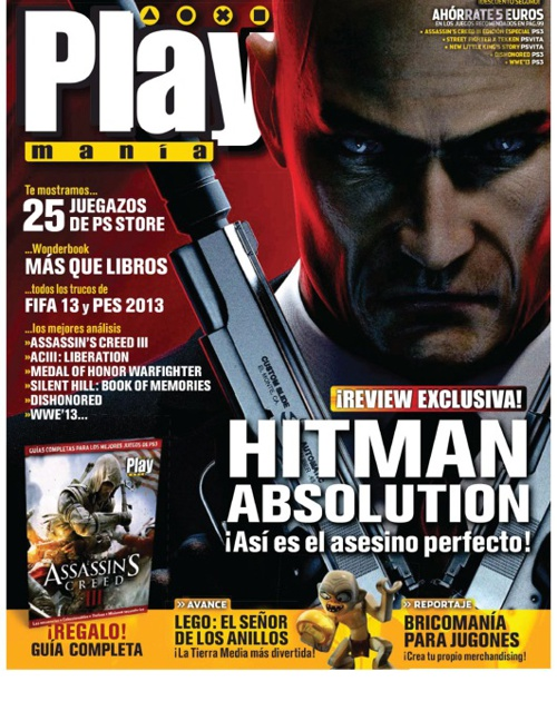 Playmania 167 Nov. 2012