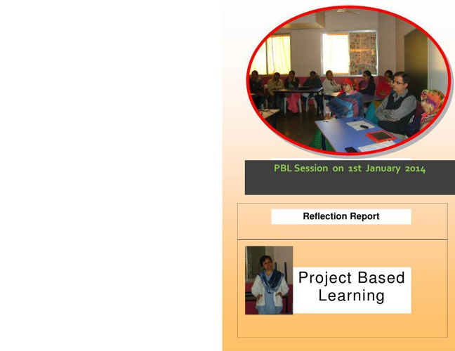 Task 1 -Reflection of Introductory Session (PBL)