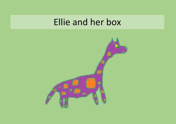 Ellie and dinosaur maths