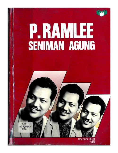 P. Ramlee Seniman Agung