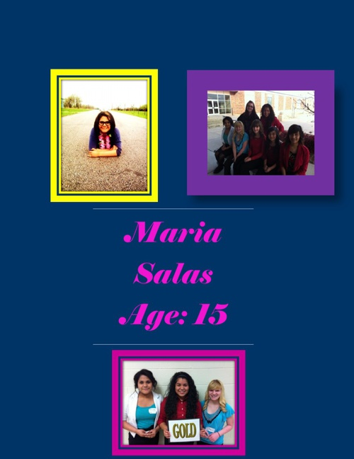 All about Maria Salas