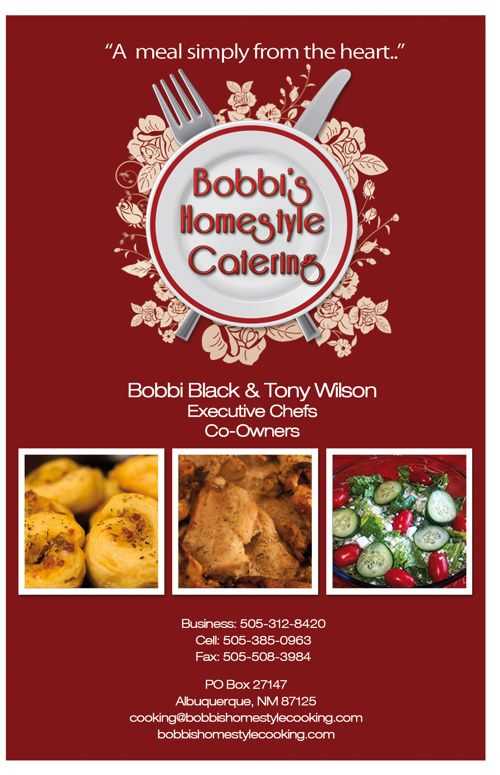 Bobbi's Homestyle Catering