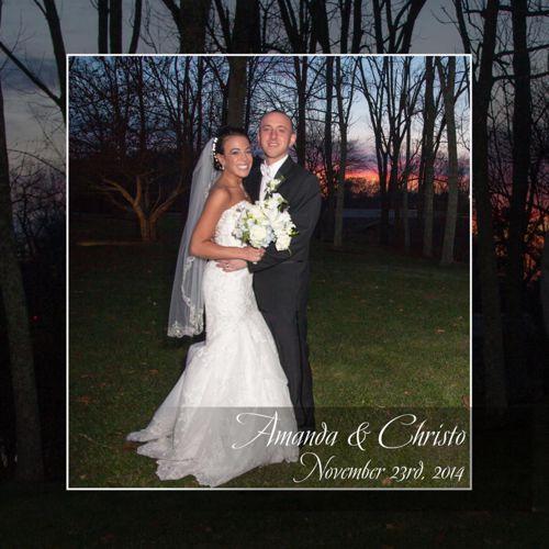 Amanda and Christo's Album