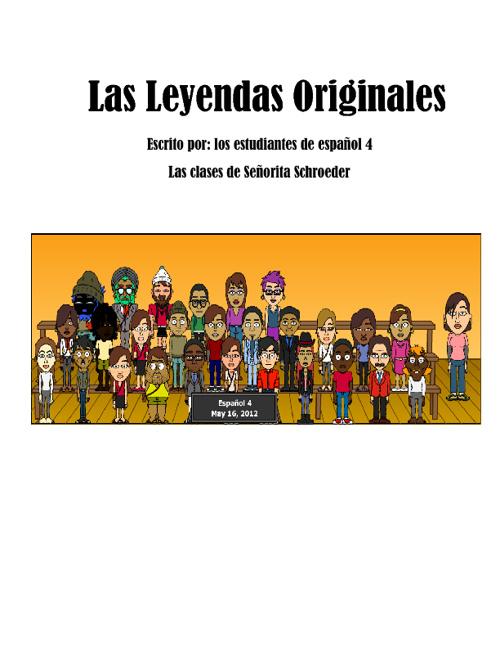 Las Leyendas Originales