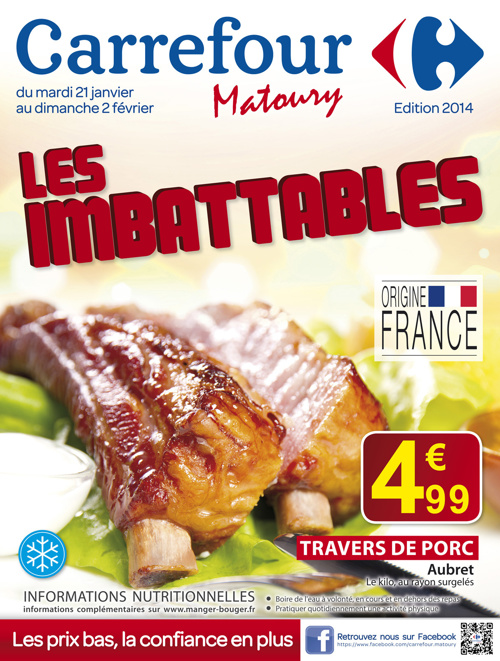 Catalogue Imbattables