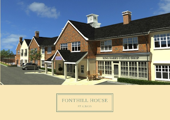 Fonthill House