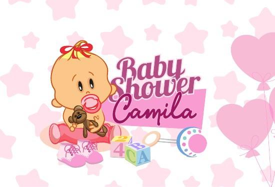 Baby Shower Camilita