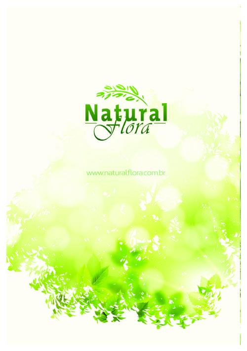 Catálogo Eletrônico Natural Flora