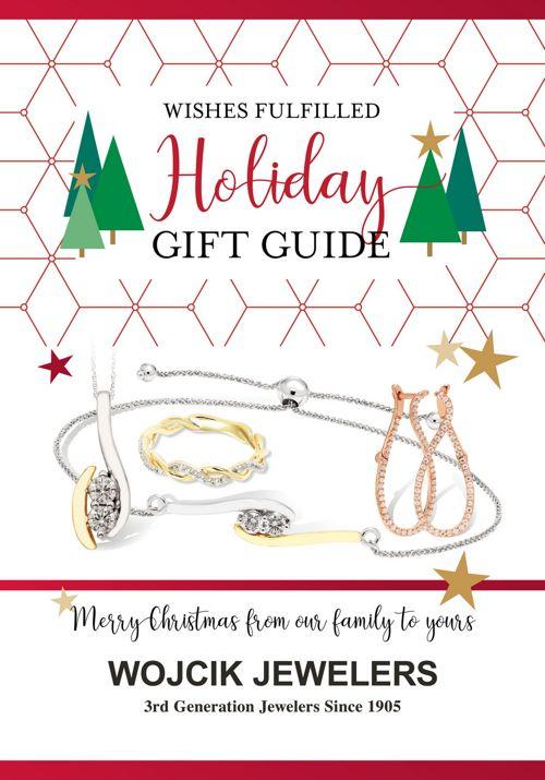 Wojcik Jewelers Holiday Gift Guide 2017