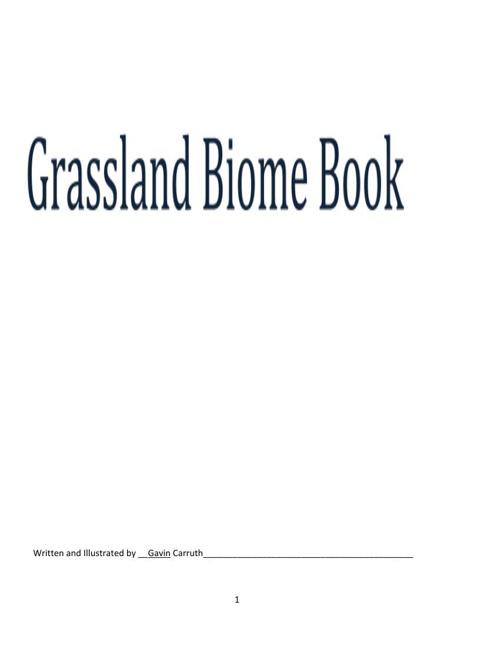 Gavin Grassland