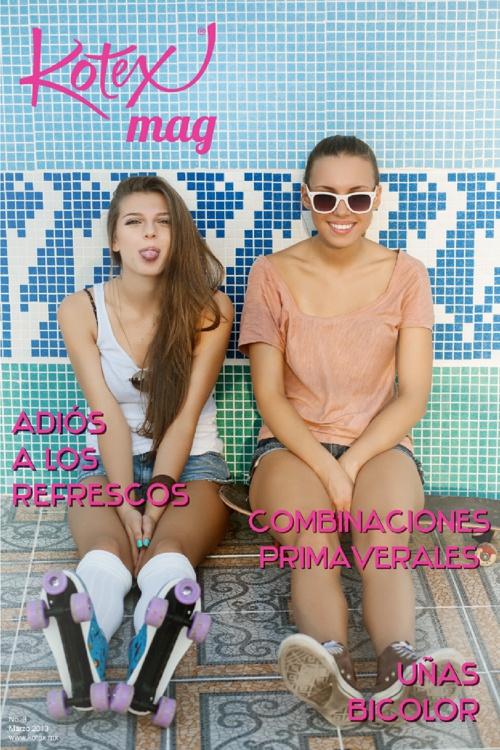 Kotex Mag 2013 Marzo - Mayo