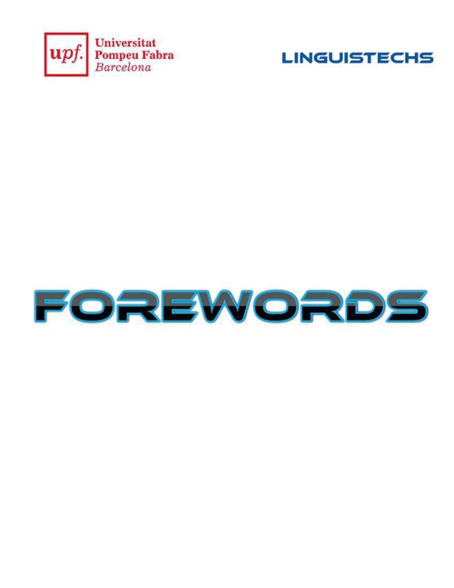 Fore Words Pro - English