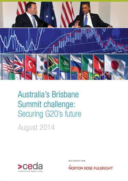 Australia's Brisbane Summit challenge: Securing G20's future