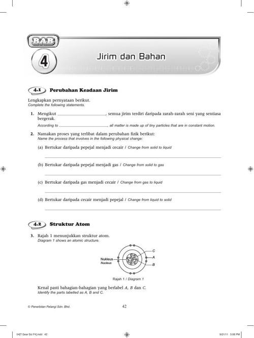 sains bab 4